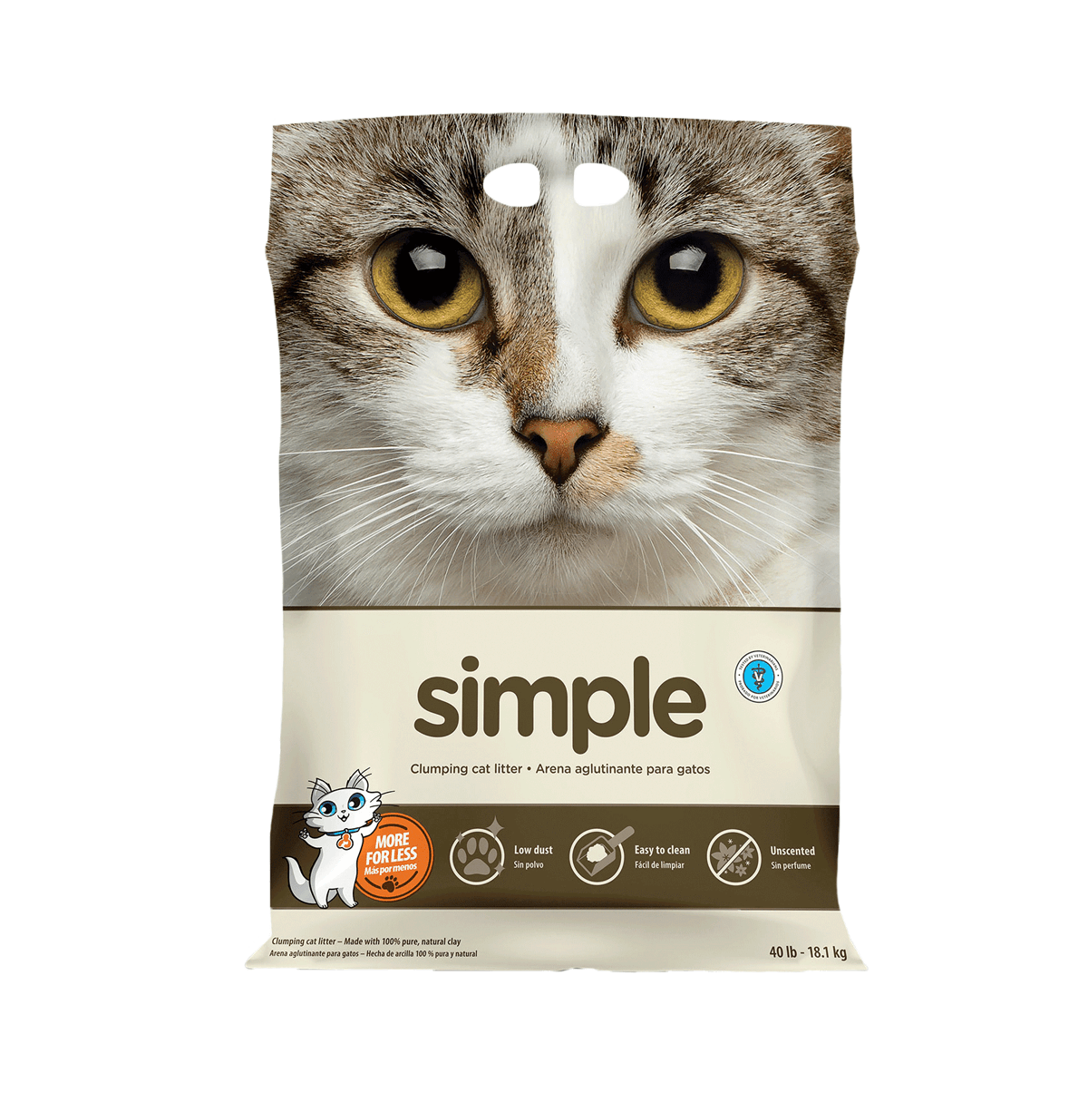 Simple - Value Clumping Litter